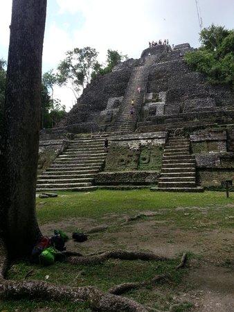 Matachica Resort & Spa: Lamanai Mayan ruins