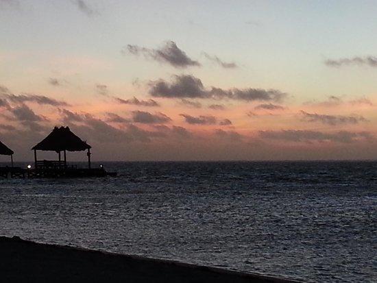 Matachica Resort & Spa: Sunrise