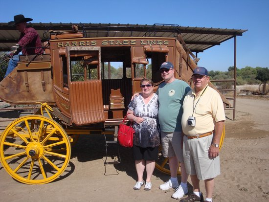 Harris Stage Lines: stagecoach 1