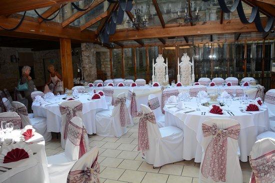 Walworth, UK: Gorgeous wedding function room