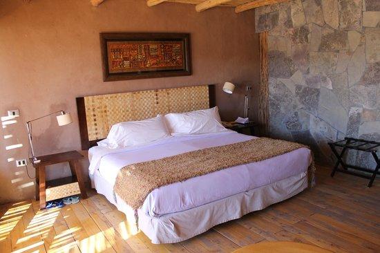 Hotel Cumbres San Pedro de Atacama: Nosso quarto