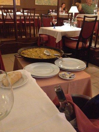 Sa Cranca : Paella