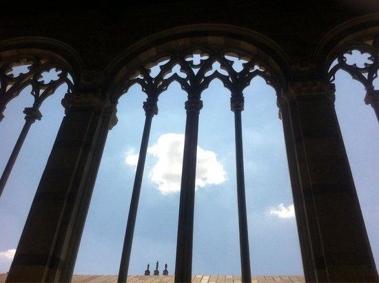 Piazza dei Miracoli : Sobrecogedor