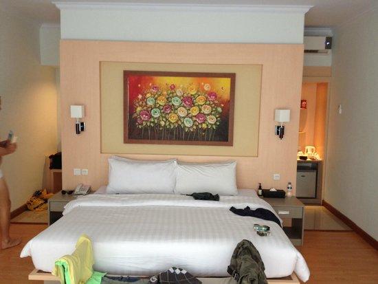 Puri Saron Seminyak: Bedroom