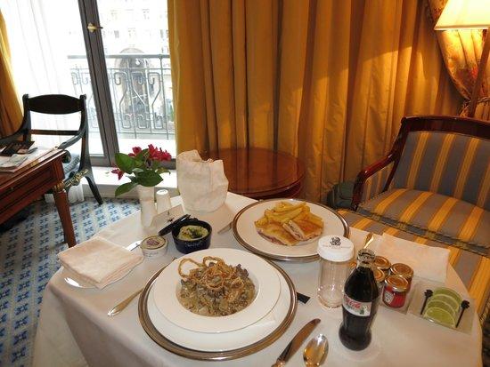 The Ritz-Carlton, Moscow : room