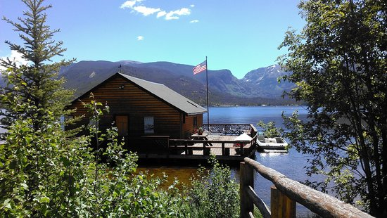 Western Riviera Lakeside Lodging & Events: Grand Lake, Colorado