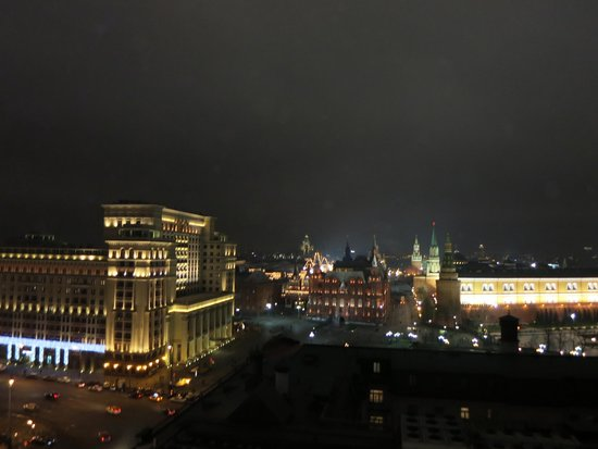 The Ritz-Carlton, Moscow: O2 Lounge Roof