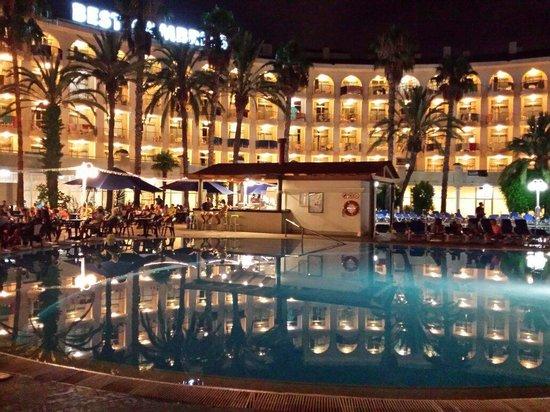 Hotel Best Cambrils : Piscina