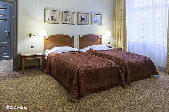 Europa Royale Riga: Room