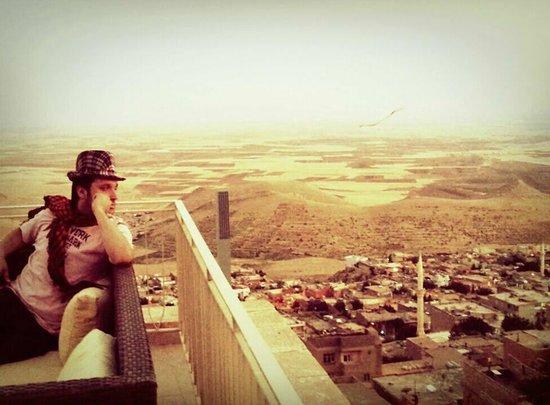 Reyhani Kasri Hotel: Manzara