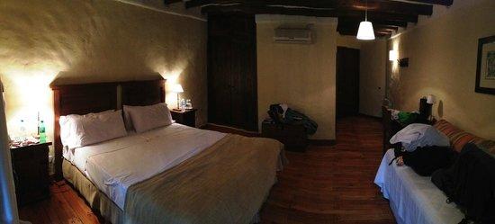 Lares de Chacras: Our room