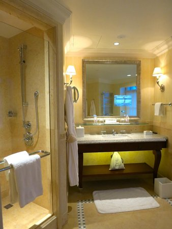 Four Seasons Hotel Lion Palace St. Petersburg: bath