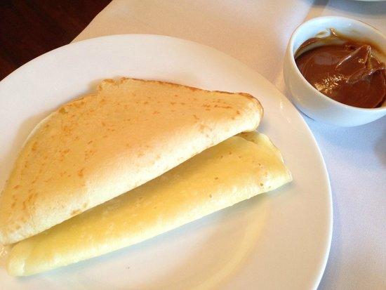 Lares de Chacras: one breakfast option