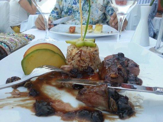 Ambrosia Restaurant: Pas fameux..
