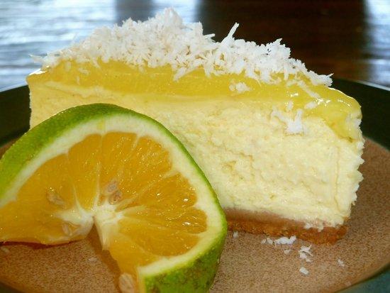 Triple Lemon Cheesecakeyum Picture Of Life Restaurant Amed