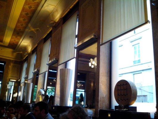 Brasserie Georges : salle 2