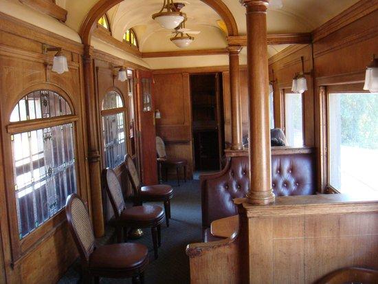 """Railtown 1897 State Historic Park : """"our visit"""""""