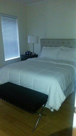 Bricco Suites : Camera da letto
