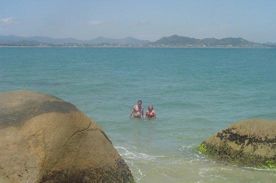 Lagoinha Beach: praia