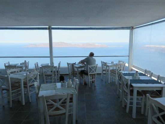 Rocabella Santorini Resort & Spa: Breakfast