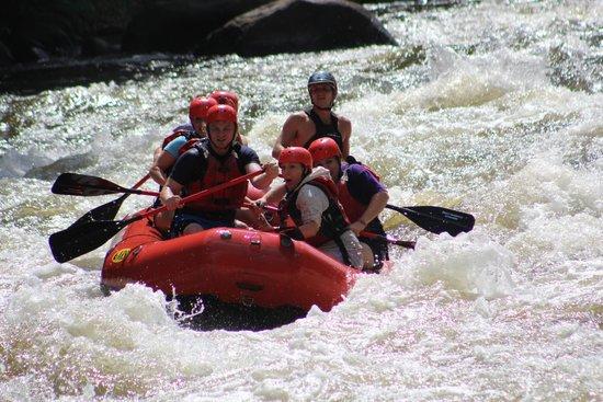 Smoky Mountain Outdoors: Rafting!