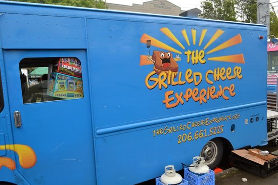 Grilled Cheese Experience