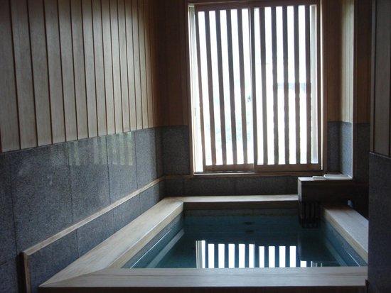 Jozankei Daiichi Hotel Suizantei: 6階フロア展望風呂付和風ツイン