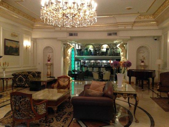 Hotel Savoy Moscow: Lobby