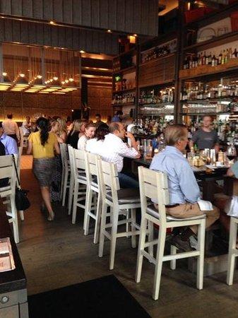 Island Creek Oyster Bar : Bar