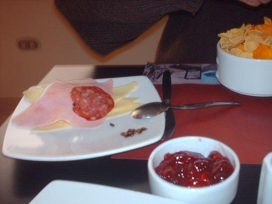 Hotel Ferre Miraflores: Desayuno