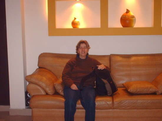 Hotel Ferre Miraflores: Lobby