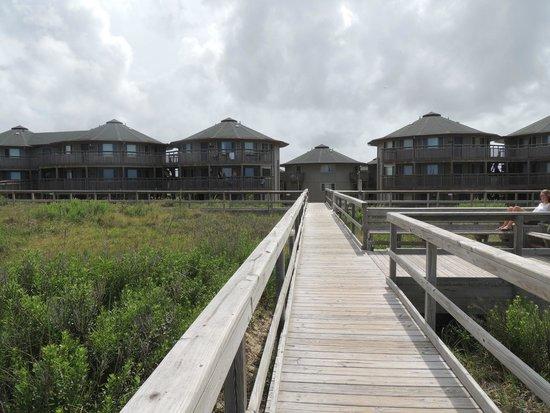 Outer Banks Beach Club: .