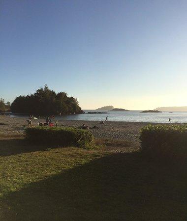 Ocean Village Beach Resort: Vue sur la plage McKenzie