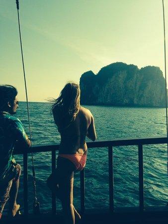 Krabi Sunset Cruises : Sabai Sabai
