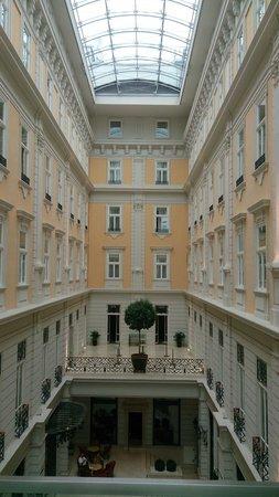 Corinthia Hotel Budapest: Hôtel