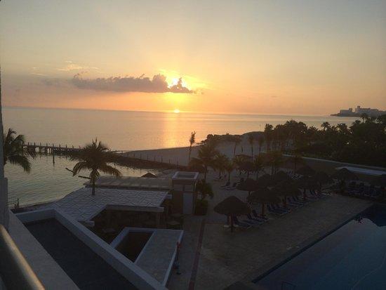 Hotel Riu Caribe : Vista do quarto