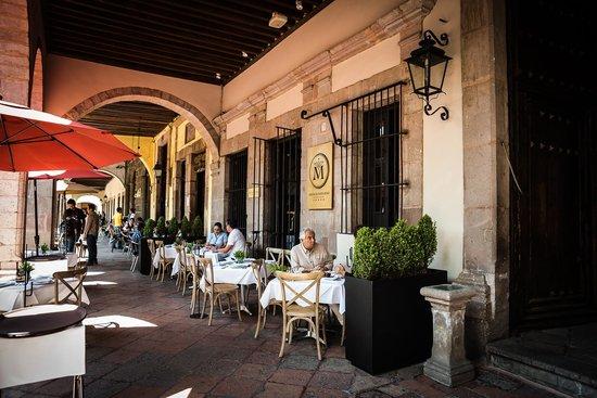 Meson de santa rosa luxury hotel desde for Hotel luxury queretaro