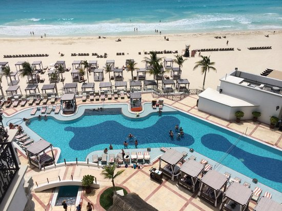 Hyatt Zilara Cancun: White beaches