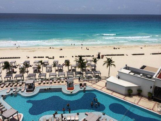 Hyatt Zilara Cancun: Beautiful ocean view