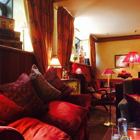 Hotel Britannique: Sitting room