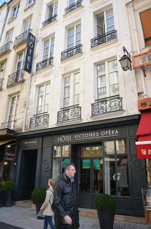 Victoires Opera Hotel : Charming!