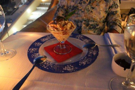 Archipelagos Restaurant: Mousse de figue .... waaaaaaaaw