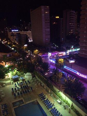 Servigroup Orange Hotel : Vistas desde la planta 6