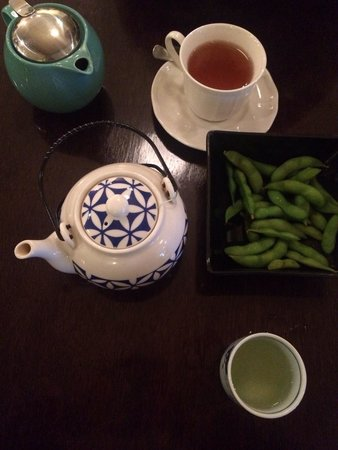 Japa Deli Restaurant & Cafe: Nice and cute little tea pot