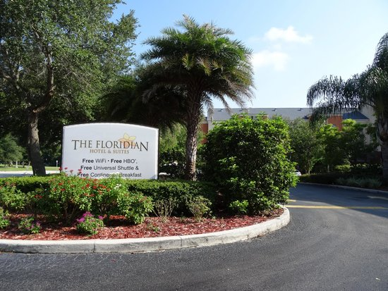 The Floridian Hotel and Suites : Acesso e Hotel