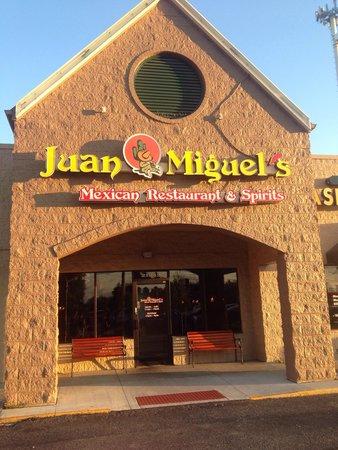 Juan Miguel's