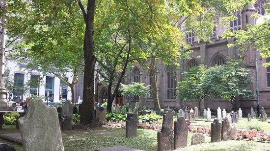 Trinity Church : So peaceful