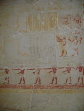 Memphis and Sakkara : Templo de Sakkara