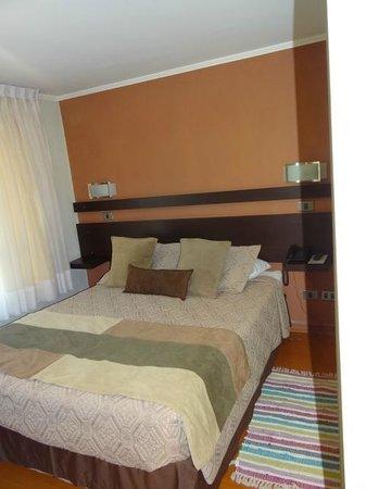 Apart Hotel Cambiaso: quarto