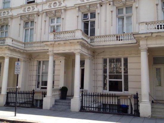 Hyde Park Executive Apartments: Esterno